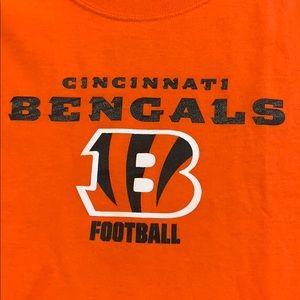 NFL Cincinnati Bengals T-shirt Size Lg